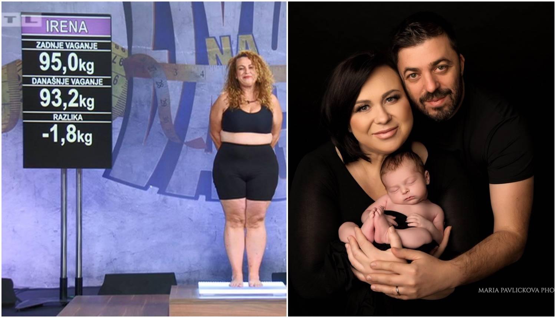 Irena: 'Smršavjet ću opet samo da ponovno ostanem trudna...'