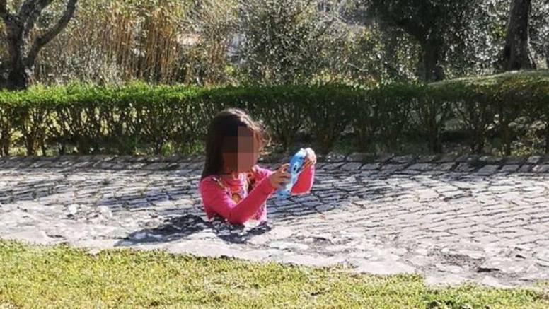 Zbog ove iluzije mnogi nemaju pojma što se događa: Gdje je nestao donji dio tijela curice?!