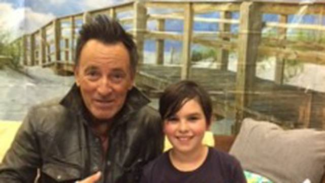 Bruce Springsteen je malenom fanu napisao školsku ispričnicu
