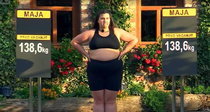 Maja ima 138 kila, a krvna slika joj je kao da nije jela tri mjeseca
