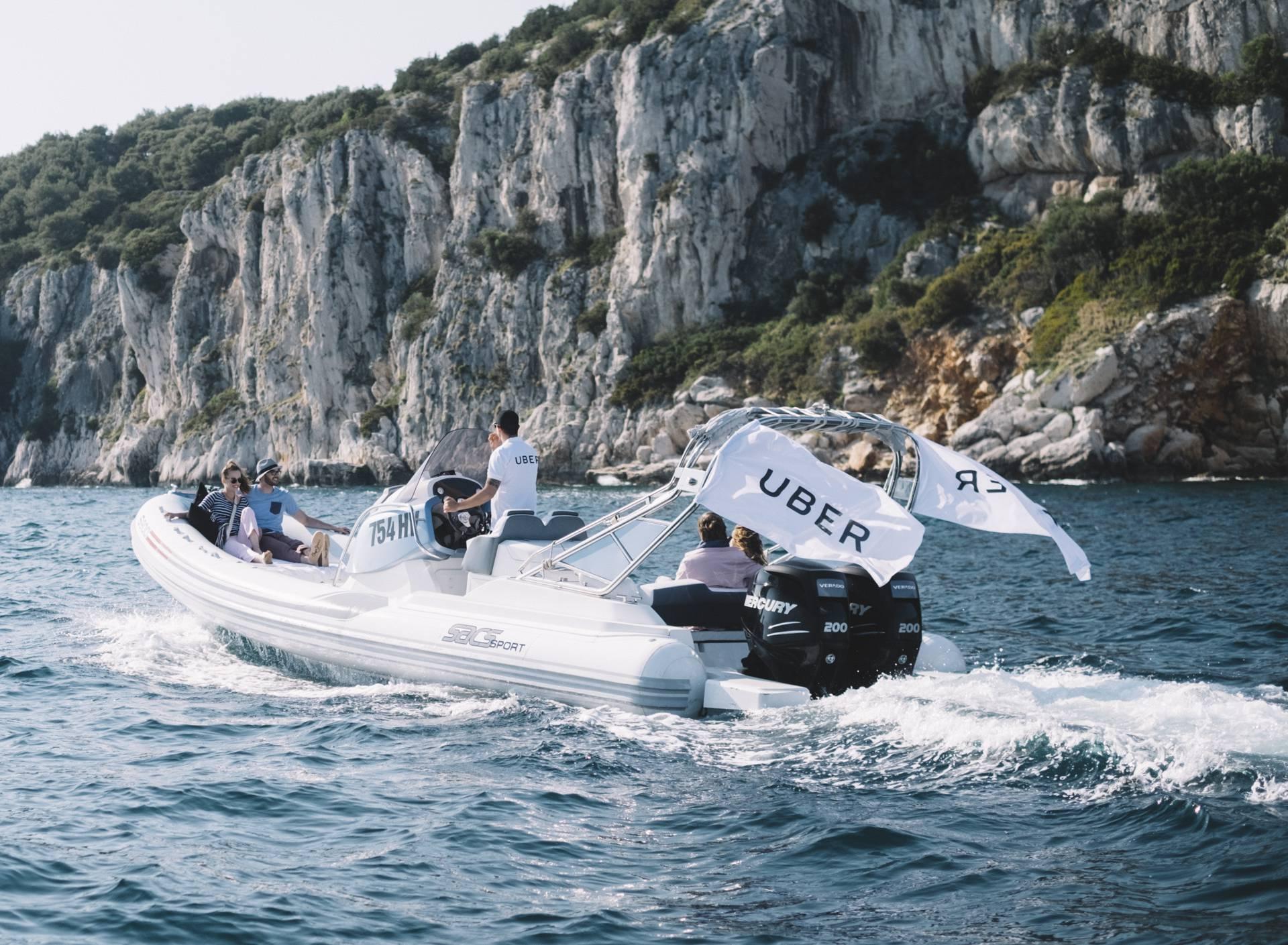 UberBoat i ove će godine biti dostupan na hrvatskoj obali