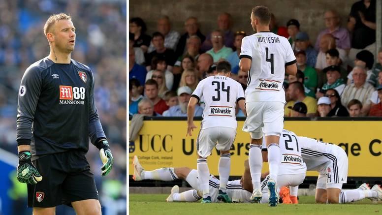 Legia je legija stranaca, vrijedi 110 milijuna manje od Dinama, a Boruc je na golu i u 42. godini