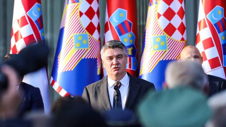Milanović: Granice nisu šala, trebate ih čuvati, ali treba i pomoći onome tko treba azil