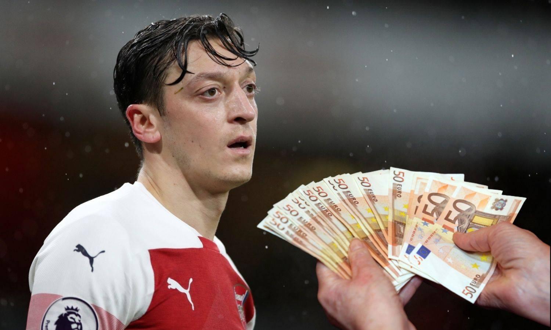 Mesute, samo izvoli: Özil nije igrao za Arsenal sedam mjeseci, pa dobio bonus od 9 mil. eura