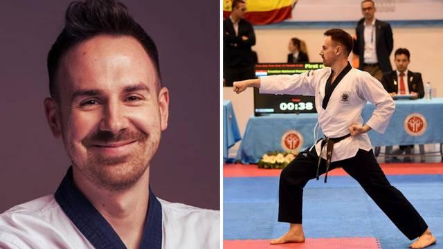 'Osvojio sam europsku broncu, a medalju će mi donijeti poštar'
