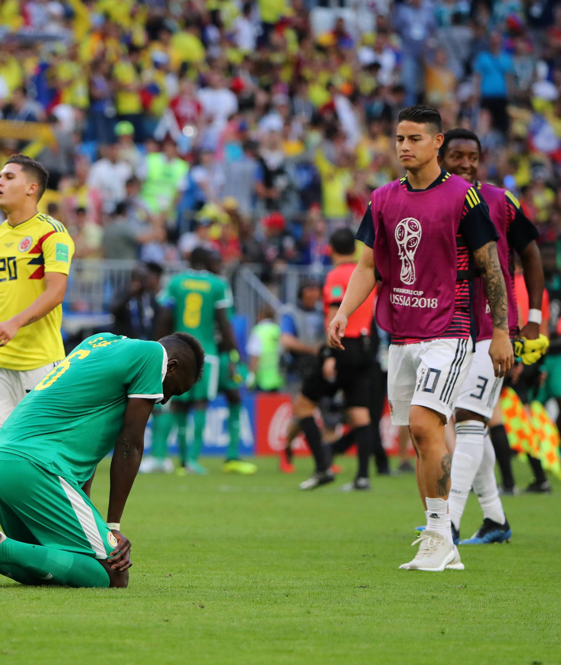 World Cup - Group H - Senegal vs Colombia
