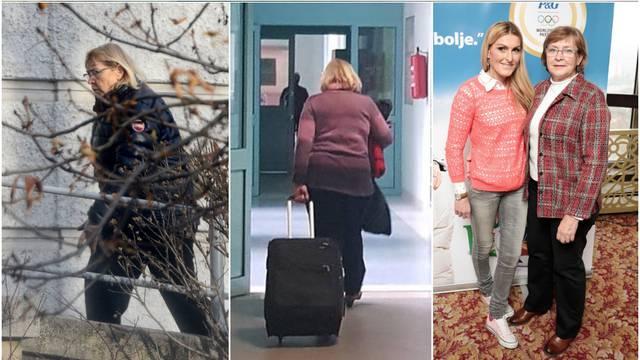 Brižna Marica: Janici i unuku dovukla u koferu sve za bolnicu