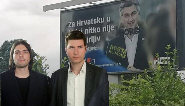 Gerila: Sinčić i Pernar tijekom noći trolaju svoju konkurenciju?