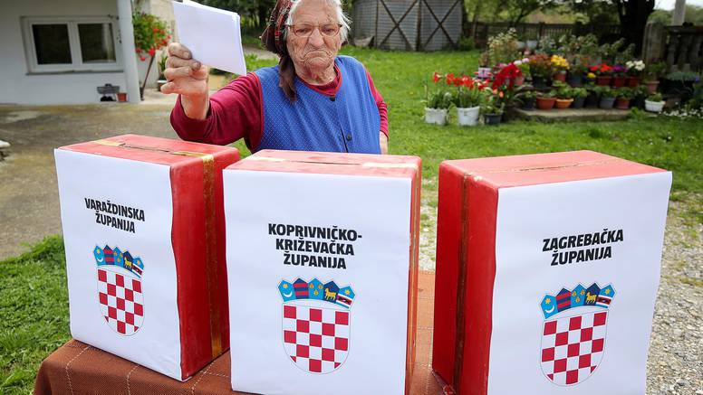 'Živim u tri županije, pa za koga da ja glasam? Ne mogu odlučiti'