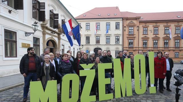 Zagreb: Predstavljena inicijativa za osnivanje nove političke platforme Možemo