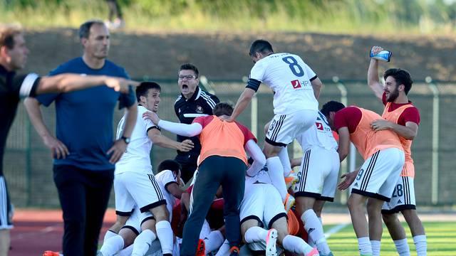 Gorica je kontroverznim golom izborila kvalifikacije za 1. HNL!