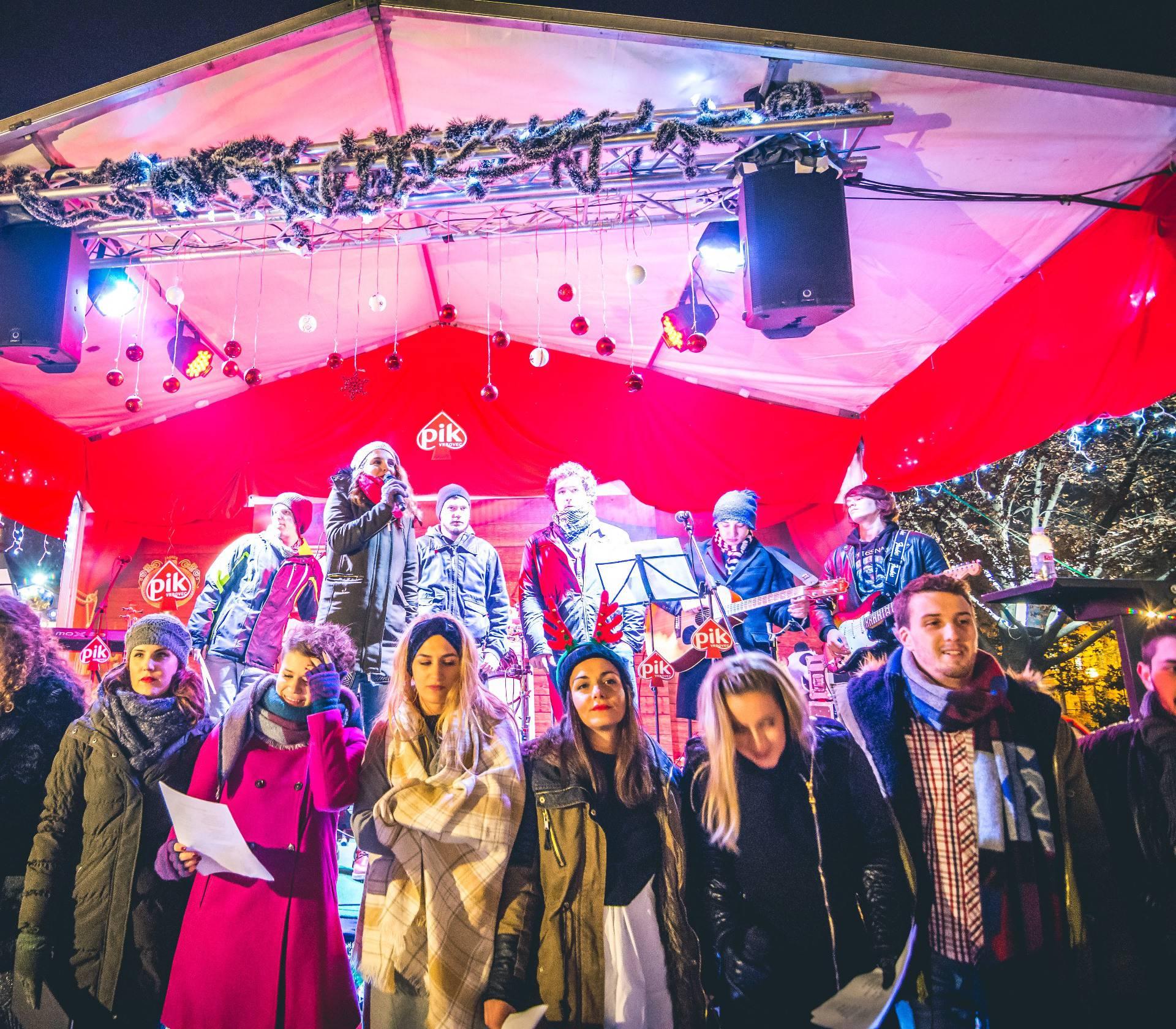 "Humanitarni božićni koncert ""Kod Rudolfa"" powerd by PIK"