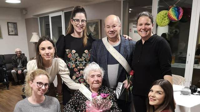 Najstariji i najšarmantniji: Miss Eva ima 99 g., Mister Josip 80