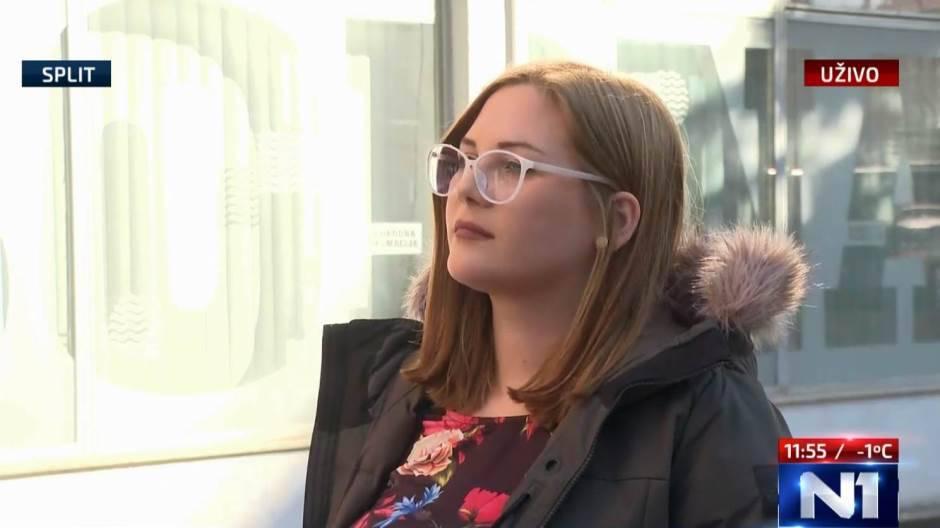 Napadnuta novinarka: 'Cijeli dan se tresem i u šoku sam'