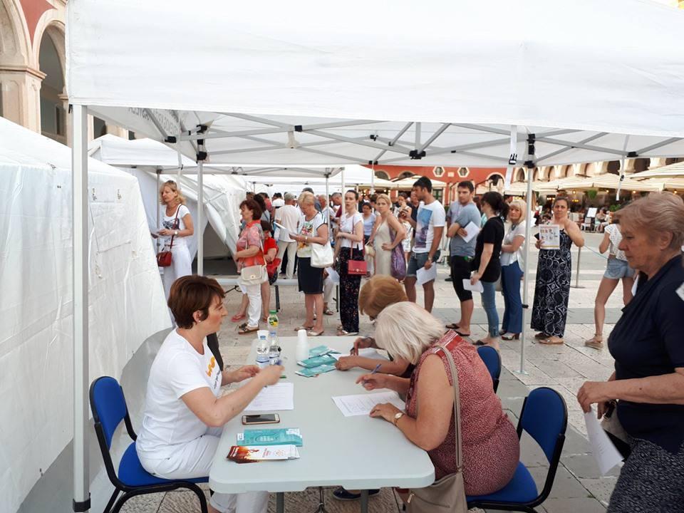 Na pregledima madeža u Splitu otkriveno je 155 tumora kože
