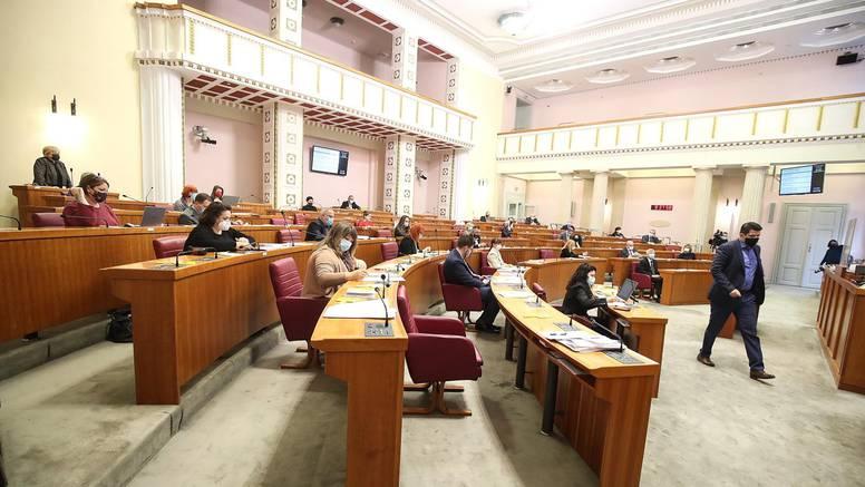 U Saboru danas o poticajima za poduzetnike u pandemiji