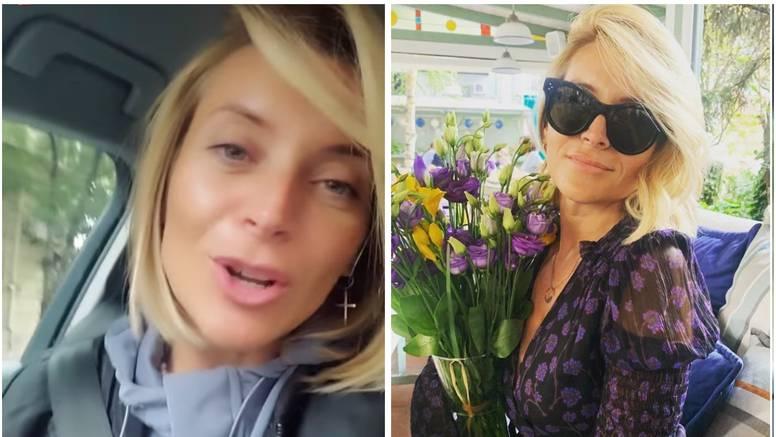 Glumica Anđelka Prpić u autu pjevala stihove Doris Dragović: 'Umorna sam da se meni sudi...'