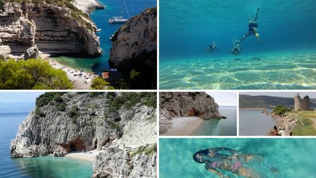 Ovo su naljepše plaže Jadrana! 65 dragulja od sjevera do juga