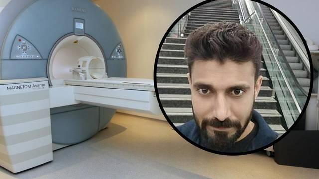 Bizarna smrt: U bolnici ga je 'usisala' magnetska rezonanca