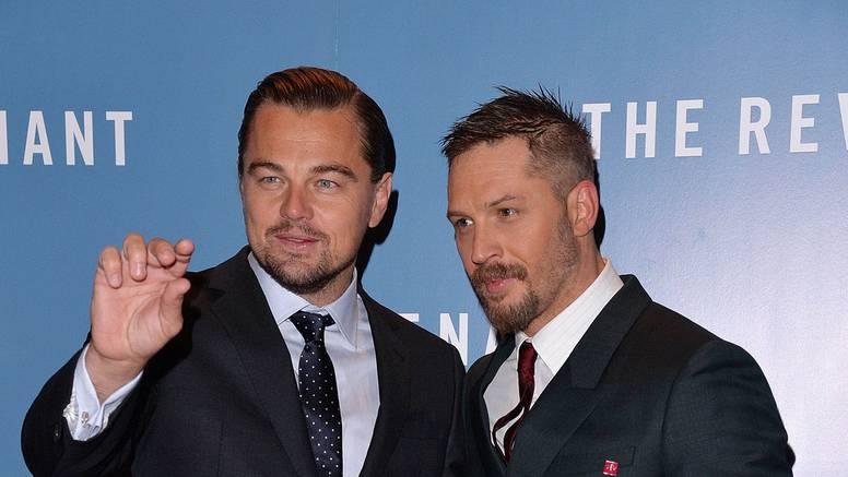 DiCaprio želi glumiti Putina, a Hardy ga ne želi ni upoznati
