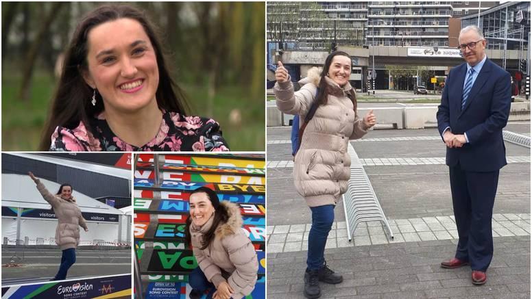 Marijana iz 'Ljubav je na selu' javila se s Eurosonga: 'Nek se ljudi pitaju što ja radim ovdje...'