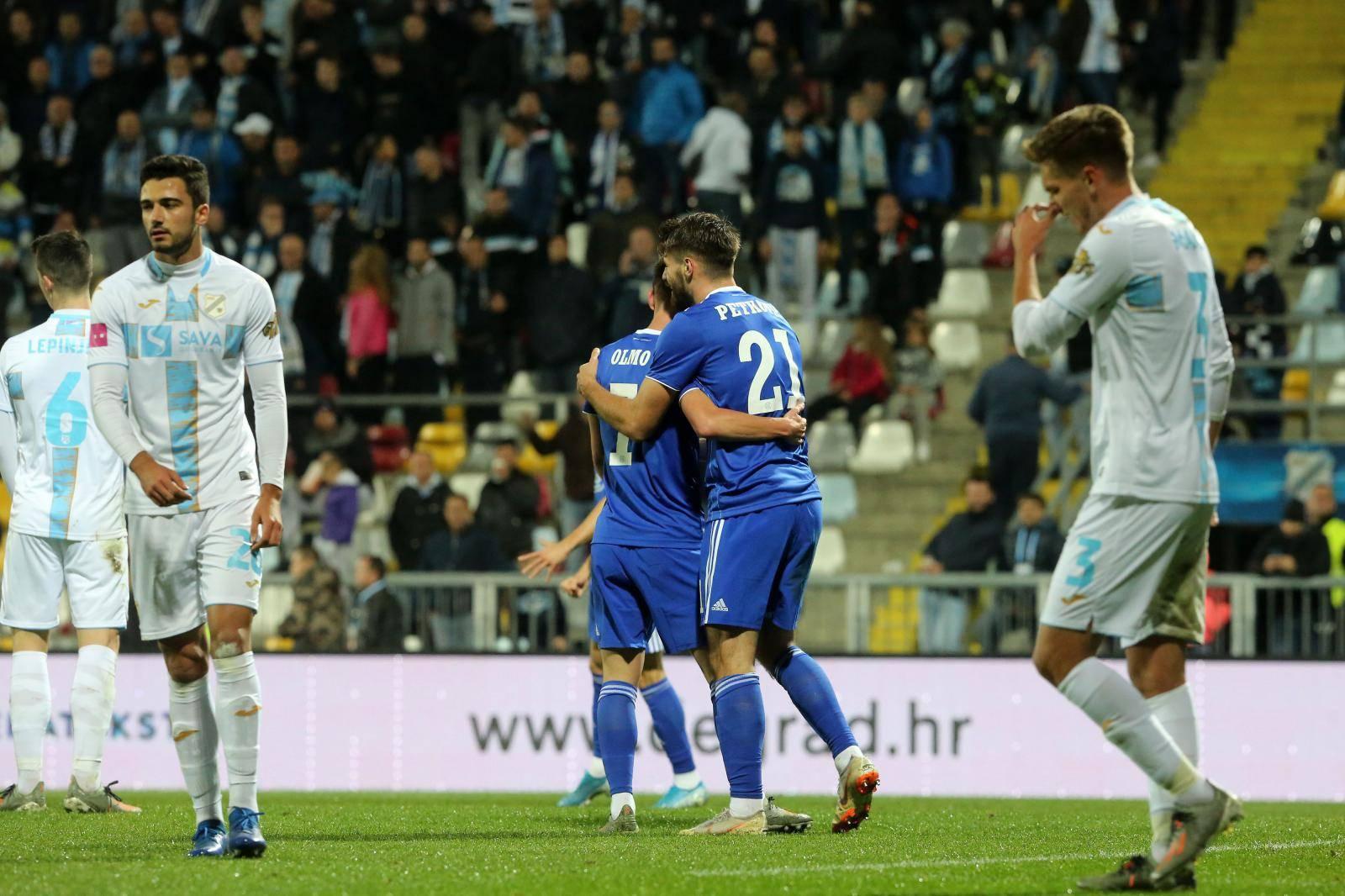 Rijeka i Dinamo sastali se u 15. kolu HT Prve lige