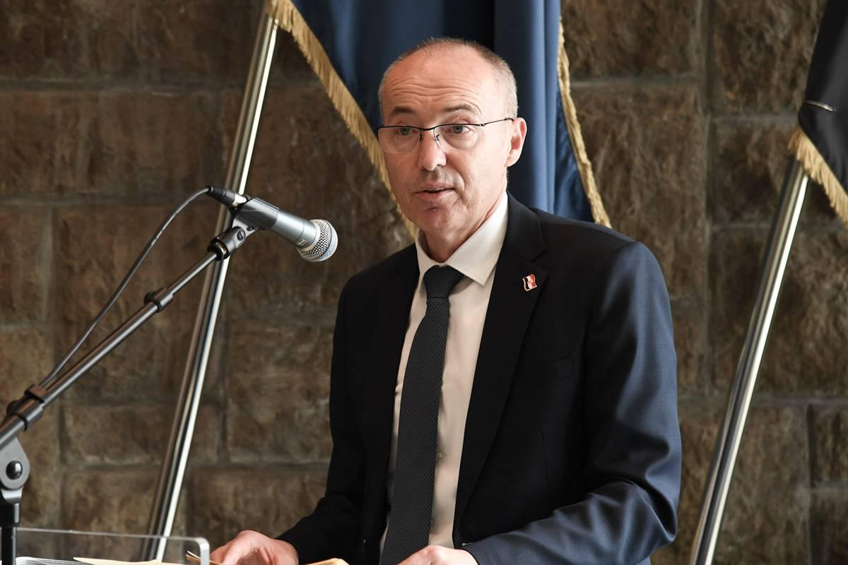 Novi zapovjednik Hrvatske kopnene vojske general-bojnik Boris Šerić