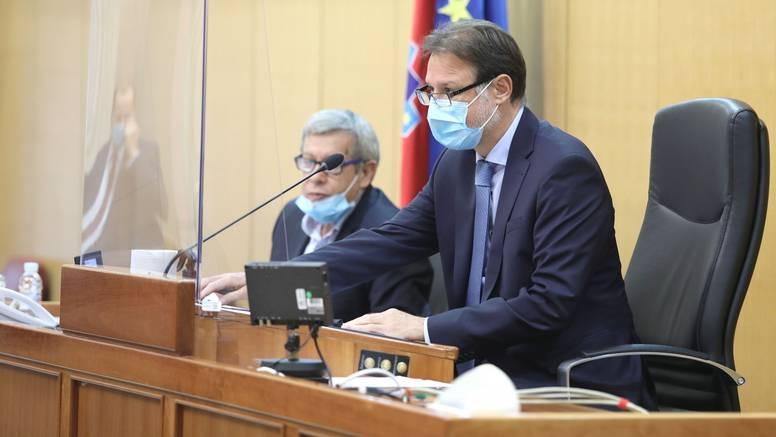 Sabor nije dnevni red dopunio zakonom o kaznama za kršenje mjera zaštite od zaraze Covidom