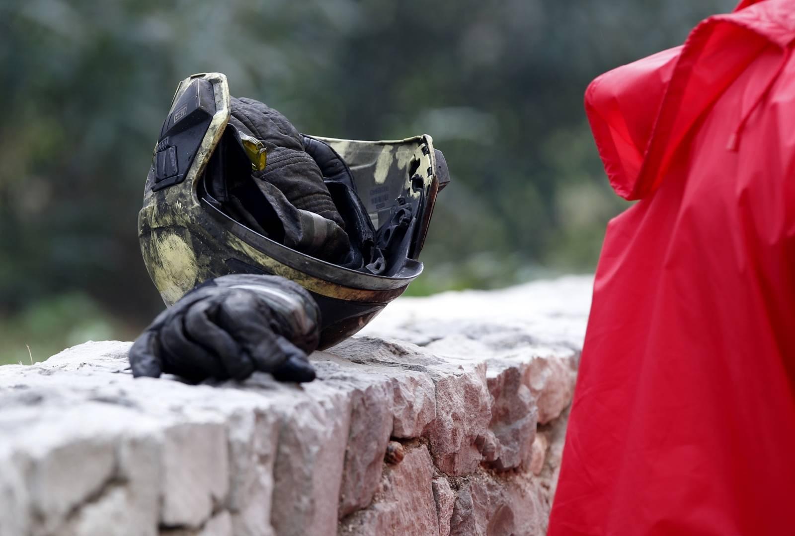 Split: Požar u stanu stambene zgrade na Trsteniku