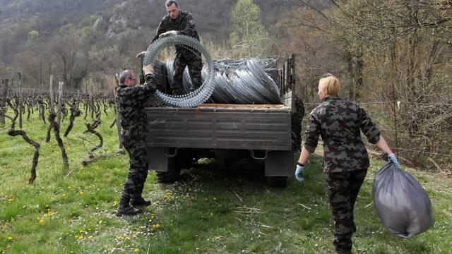 Pahor: Za žicu na granici s Hrvatskom više nema potrebe