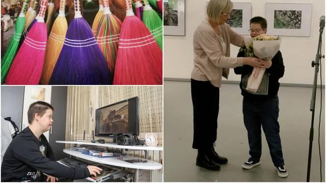 Pravi talent: Doris ima Down, fotografira i izlaže svoje radove
