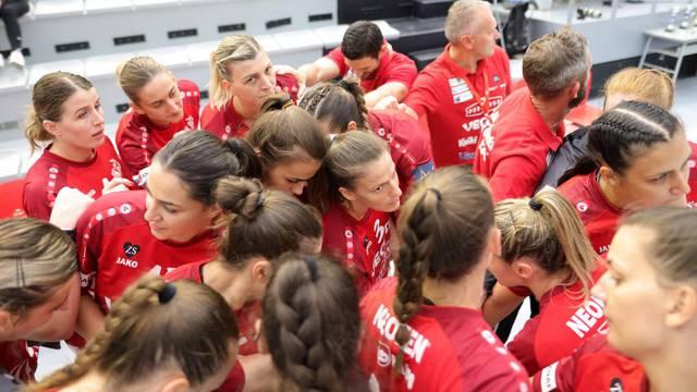 Rukometašice Podravke Vegete izgubile od mađarskih prvakinja