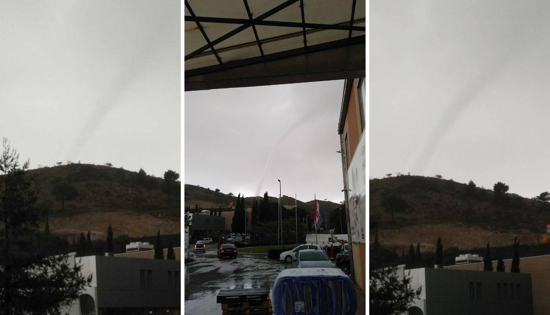 Nevrijeme hara Dalmacijom: Plima, poplave, ali i pijavice