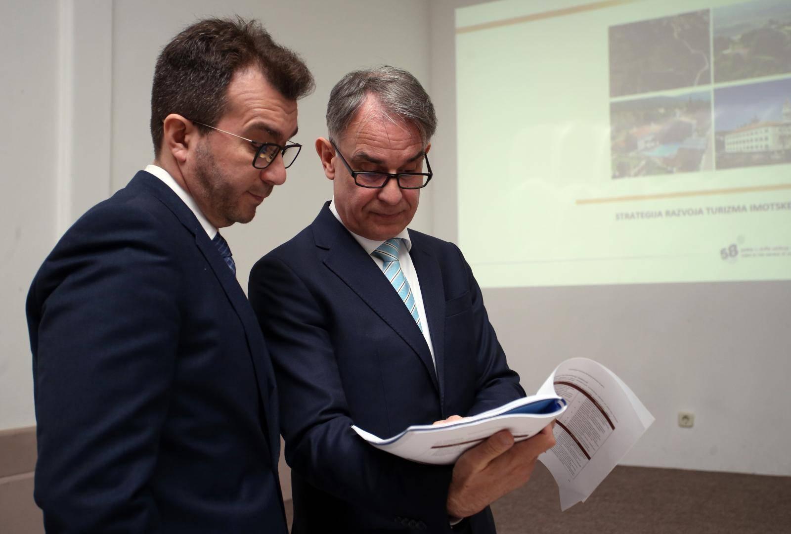 U Imotskom predstavljena strategija razvoja turizma Imotske krajine do 2025. godine