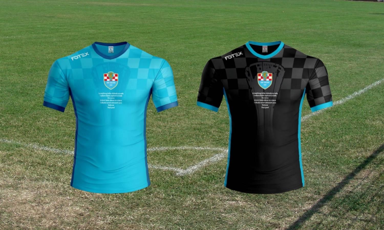 Pogledajte nove domoljubne dresove trećeligaša Vukovara