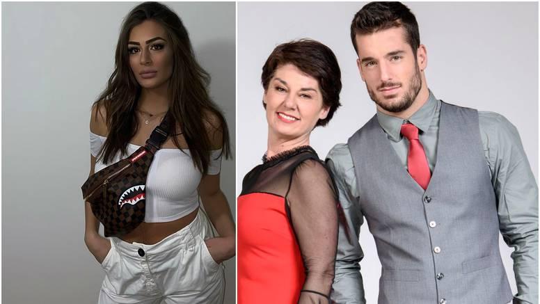Izbacili ga s Dore: Plesač Vucine kćeri Brigite s mamom je tražio curu u showu 'Ženim sina'...