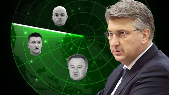 Je li to moguće: Premijerovi su istančani radari opet zatajili