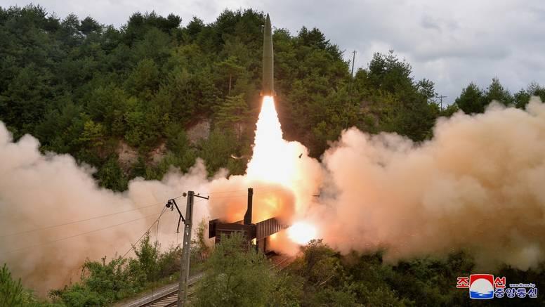 Sjeverna Koreja ispalila projektil u Japansko more