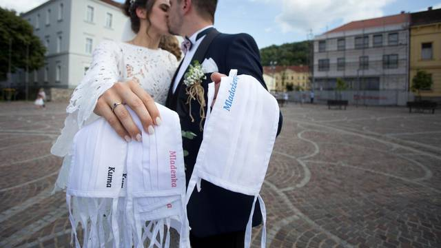Vjenčanje u doba pandemije COVIDA-19