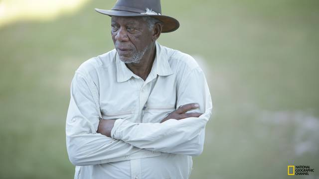 Priča o Bogu s Morganom Freemanom na NG kanalu