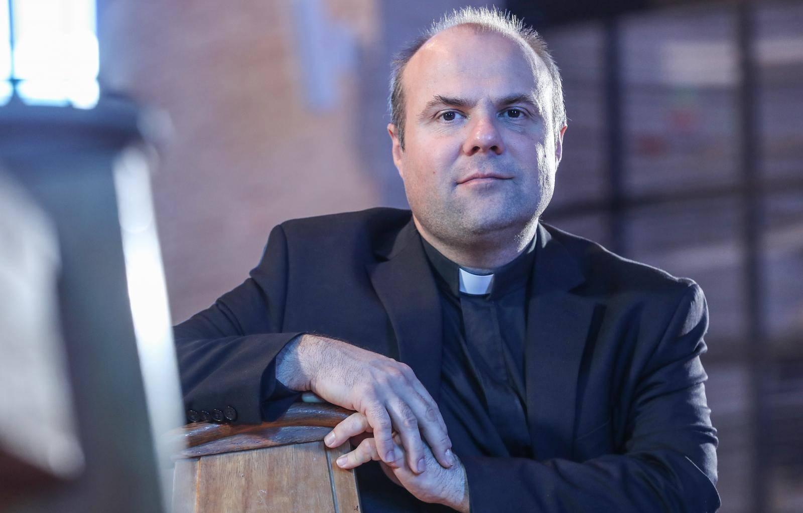 Damir Stojić više nije studentski kapelan, ali postat će župnik...