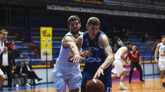 Zadar: Premijer liga, KK Sonik Puntamika - KK Cibona