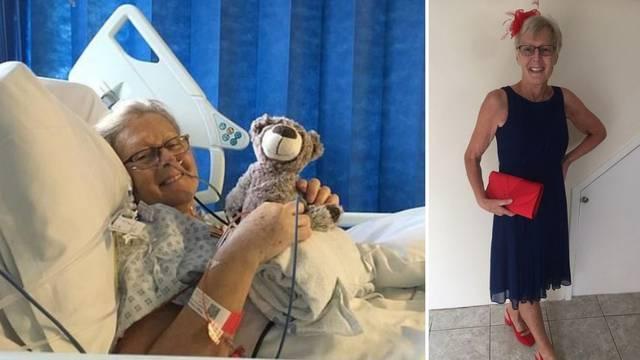 Mislila je da uspješno mršavi, a zapravo je imala rak gušterače