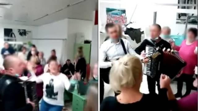 Procurila snimka s tuluma u covid bolnici u KB Dubrava. Ravnatelj: Iznenađen sam