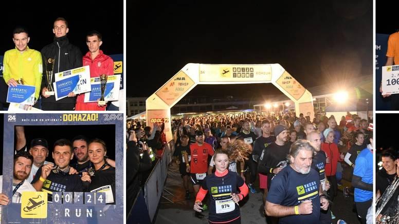 Osvajač utrke je Dino Bošnjak! 'Uživao sam od starta do kraja'