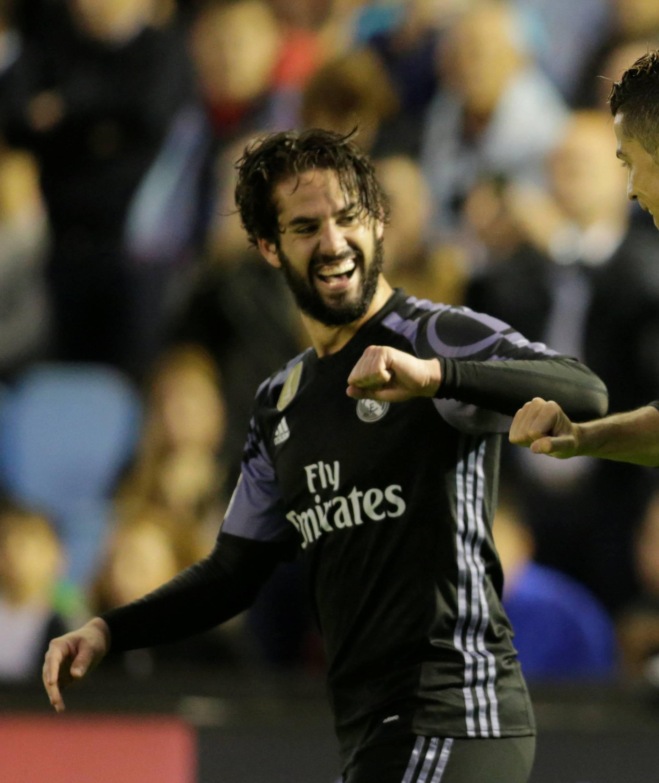 Celta Vigo v Real Madrid - Spanish Liga Santander