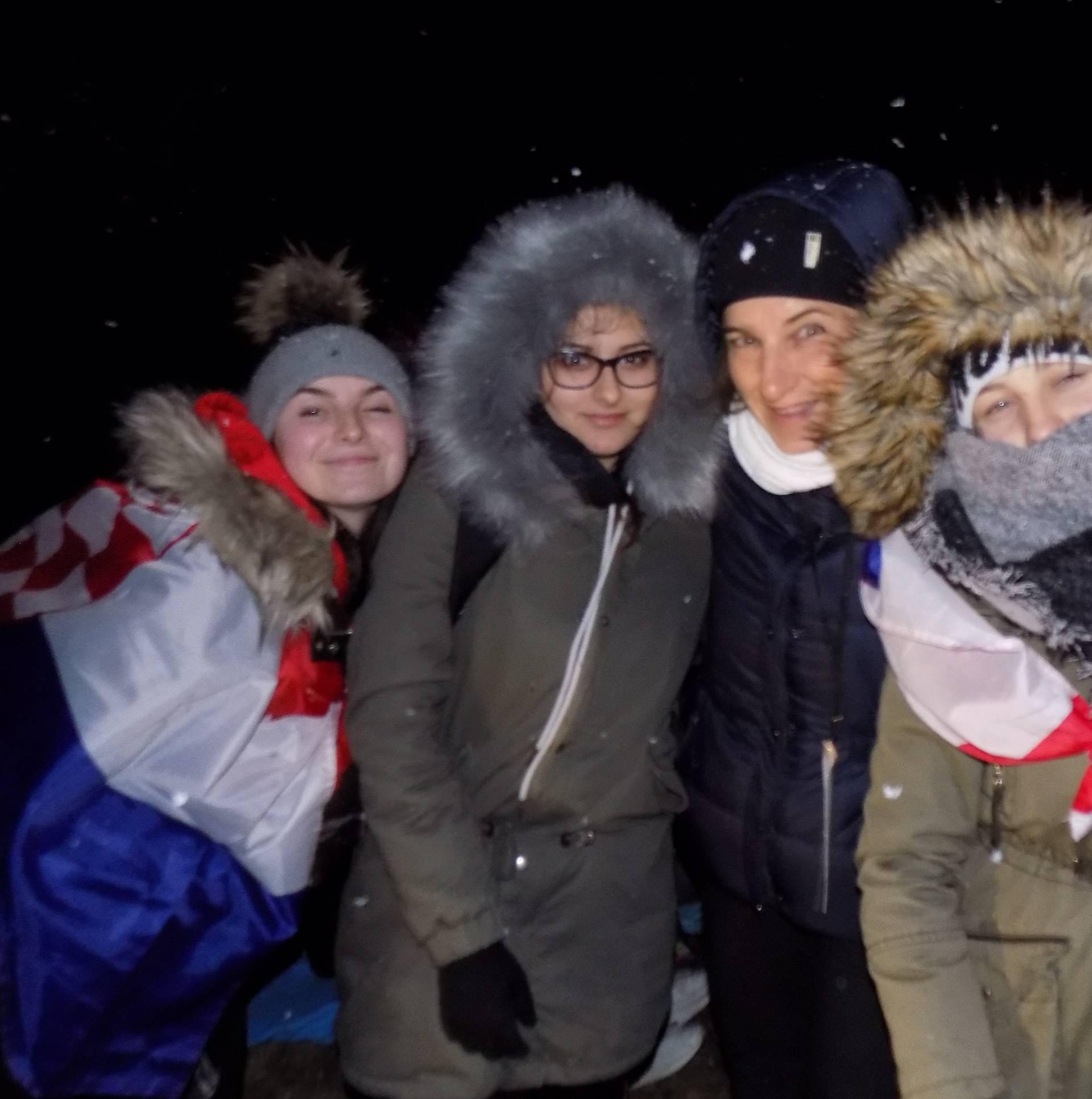 Svake godine po zimi i snijegu pješače od Osijeka do Vukovara