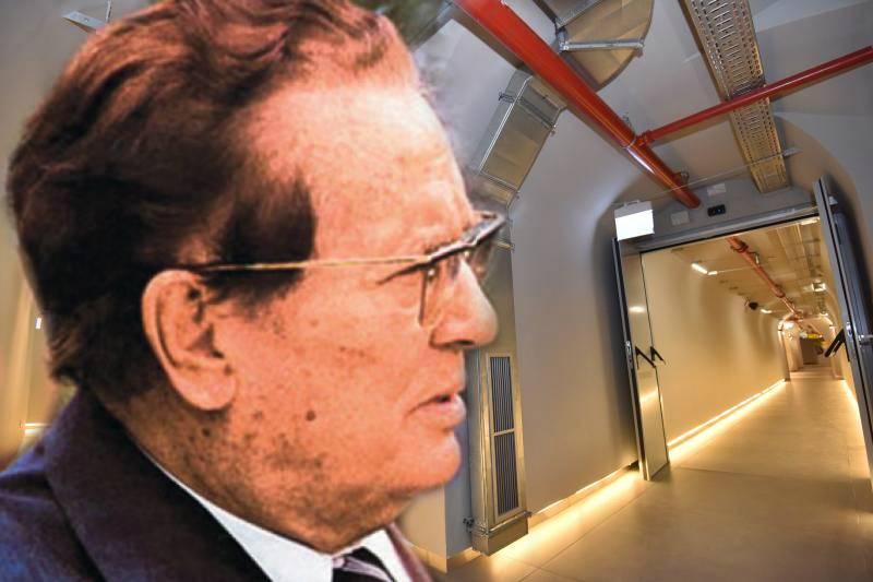 Podzemni stožer Maršala: Od Titovih tunela napravili su grad