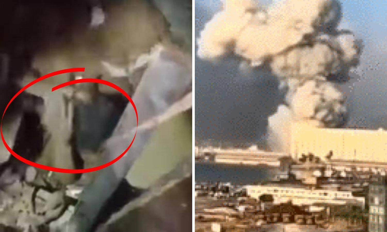 Čudo u Bejrutu! Spasili curicu, bila je u ruševinama 24 sata