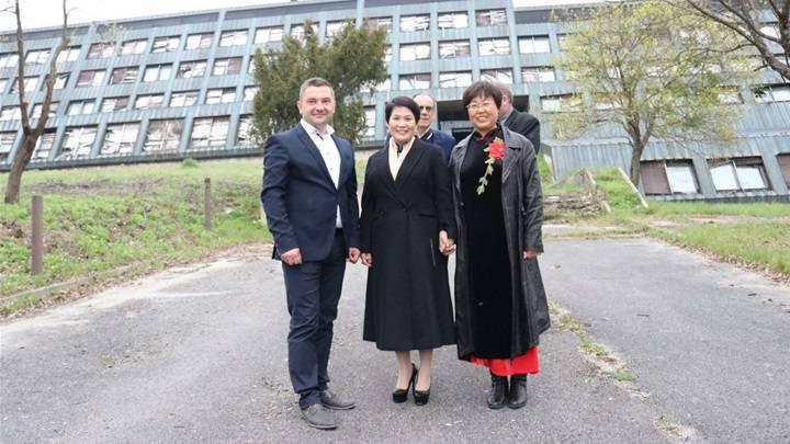 'Zainteresirana sam za kupnju Političke škole u Kumrovcu'